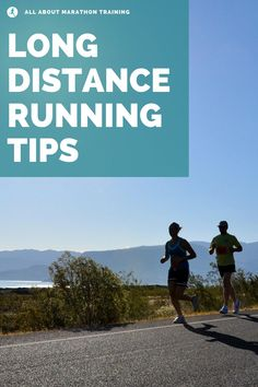 Long Distance Running Tips for Marathoners Running For Beginners, How To Start Running, How To Run Faster, How To Run Longer, Half Marathon Motivation, Marathon Tips, Running Motivation, Interval Running, Running Workouts