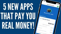 These 5 Apps Pay You $500 Easily Worldwide! (No Surveys) Make Money Online Make Money Blogging, Make Money From Home, Way To Make Money, Make Money Online, How To Make, Apps That Pay You, Surveys For Money, Banking Services, Money Now