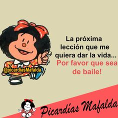Blog de imagenes con frases. Favorite Quotes, Best Quotes, Life Quotes, Funny Spanish Memes, Funny Jokes, Mafalda Quotes, Good Day Quotes, Curious Facts, Cartoon Quotes