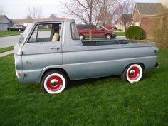 Napa County, California 1964 Dodge A100 - Google Search