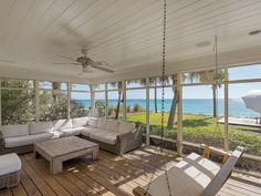 Monte Verde ~ Seagrove Beach Vacation Rental House ~ by Garrett Realty Services