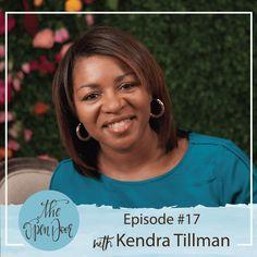 Kendra Tillman wants