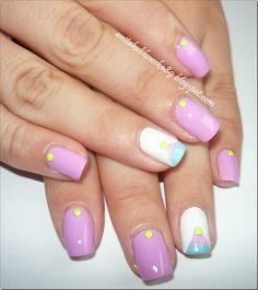 Triangle Nails :)