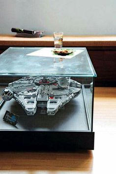 This would be an awesome coffee table
