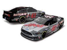 2021 #41 Stewart-Haas Racing paint schemes - Jayski's NASCAR Silly Season Site Cole Custer, Jr Motorsports, Classic Race Cars, Daytona 500, Motor Speedway, Camping World, Paint Schemes, Ford Mustang, Nascar