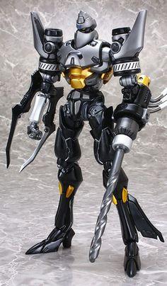 Fewture EX Gokin Getter 2 Black Version