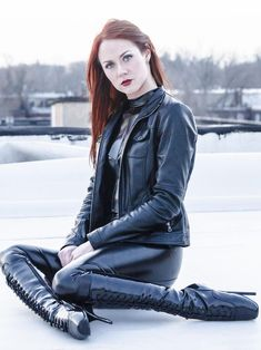 Ballet Boots, Ballet Heels, High Heel Boots, Heeled Boots, Leder Outfits, Long Boots, Sexy Boots, Womens High Heels, Leather Fashion