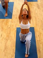 There's no question that yoga practice builds body awareness and acceptance, but yoga as a sure-fire path to weight loss? Until now, doctors and scientists weren't convinced. But a recent study from the Fred Hutchinson Cancer Research Center in Seattle may make them sit up and take notice.