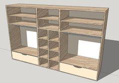 Shelving, Bedroom, House, San Fransisco, Home Decor, Shelves, Decoration Home, Home, Room Decor