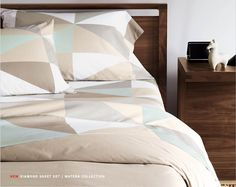 Design Within Reach - New Diamond Sheet Set, Matera Collection