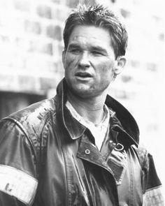 Picture of Kurt Russell  as Stephen 'Bull' McCaffrey/Dennis McCaffrey  from Backdraft   High Quality Photo  B71599