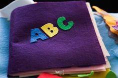 Cartea ABCedar din fetru Bags, Handbags, Dime Bags, Lv Bags, Purses, Bag, Pocket