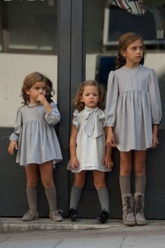 classic, timeless style. #kids #fashion #estella