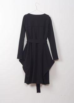 kowtow clothing - Adventure coat (back)