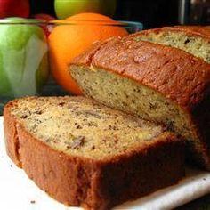 Easy Banana Bread @ allrecipes.com.au (this one uses sour cream)