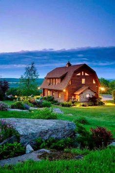 Cantinho das Ideias: Casas dos Sonhos. Você iria querer morar!!!