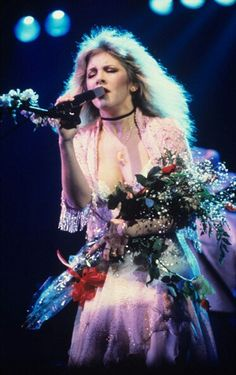 Stevie adored by her fans~