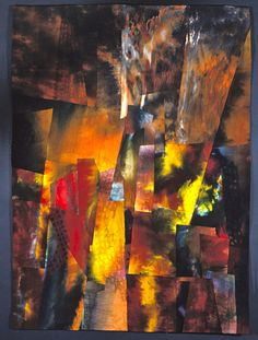 10048 I by Linda Levin (Art Quilt) | Artful Home