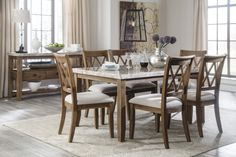Pindenice Marshall On Furniture For Our New House  Pinterest Interesting Dining Room Sets In Ct Inspiration Design