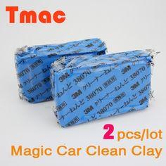 קסם רכב נקי קליי כלי 2 יח'\חבילה 3 M 180 גרם קסם רכב משאית נקי קליי בר אוטומטי המפרט מנקה מכונת כביסה מכונית קסם ניקוי כלי