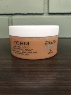 Styling Products: Alterna Bamboo Style Form Ultra Hold Sculpting Clay 2Oz - New And Fresh! BUY IT NOW ONLY: $38.5
