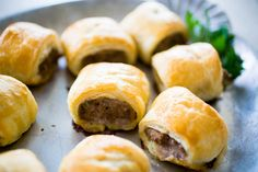 Getting ready for the big game? Don't miss this awesome list of 60+ appetizer ideas including our newest favorite sausage rolls recipe.