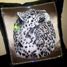 Cuscini pillow dipinti su tessuto pittura su stoffa for Cuscini dipinti