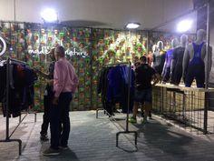 Intercambio de impresiones sobre la nueva colección de #ropaciclismo