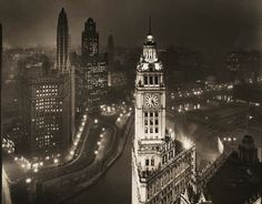 Gotham by Night, 1938, Chicago