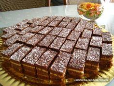LONDONERI: Recept koji se prenosi s generacije na generaciju Bosnian Recipes, Croatian Recipes, Baking Recipes, Cookie Recipes, Dessert Recipes, Oreo Cheesecake Bites, Kolaci I Torte, Raw Cake, Torte Cake