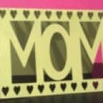 free mother's day card cutting file