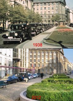Potsdam Germany, Germany Ww2, East Germany, Berlin Germany, World History, World War Ii, Berlin Today, Then And Now Pictures, Berlin Photos