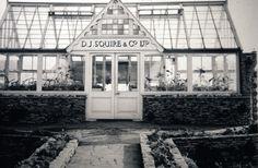 Sunbury glass house