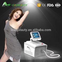 Strong and Permanent Air Cooling Laser Hair Removal Alexandrite