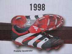 Adidas Predator Accelerator White (Del Piero) | Zapatos de
