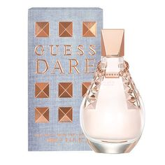 The sexiest fragrance from the house of Guess to date, Dare (2014) is one of the most happening perfumes of Fall 2014. Catch it while its hot!  #dareperfume