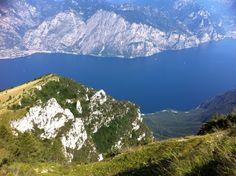 Gardameer vanaf Monte Baldo