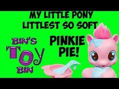 My Little Pony Talking PRINCESS SKYLA So Soft Newborn Plush Baby Doll Review! by Bin's Toy Bin - YouTube