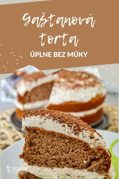 Výborná krehká torta, bez lepku, bez múky, pripravená veľmi jednoducho. Bread, Food, Brot, Essen, Baking, Meals, Breads, Buns, Yemek
