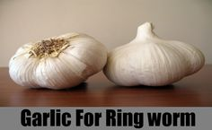 Garlic For ring Worm