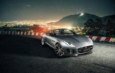 jaguar f type night - Buscar con Google