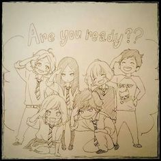 Ao Haru Ride this reminds me of uta no prince sama ARE U READY???