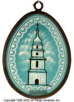 Stained glass Easter Egg Pysanky # UA02-2055 from Ukraine. http://www.allthingsukrainian.com