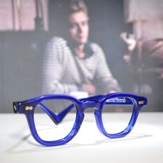 Tart Arnel James Dean Shady Character Eyewear by TheSpecsCollector, $384.00