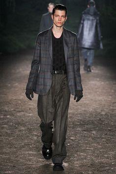 Menswear Ermenegildo Zegna Fall 2015 l #Menswear #Trends #Moda Hombre #Tendencias