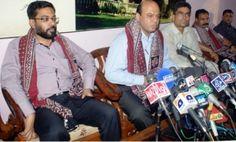 Wasay Jalil denies MQM shelved protest