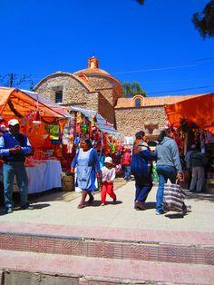 The silver city   Potosi, Bolivia
