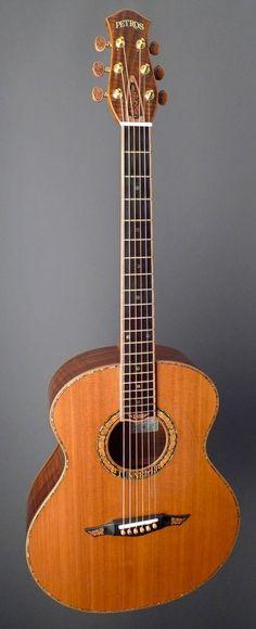 Petros Guitars Tunnel 13 Acoustic Guitar
