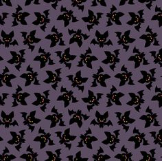Vampire Bats fabric by petitspixels on Spoonflower - custom fabric  - 12 quilting, apparel and upholstery fabrics. Including silks, organic cottons and a linen blend. Non-toxic inks, eco-friendly printing. Swatches $5, 20% off 20+ yards. Instant preview, look before you buy!