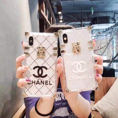 Transparent CC Luxury Case - Thin Iphone 8 Plus Case - - Moschino Phone Case, Chanel Phone Case, Bling Phone Cases, Pretty Iphone Cases, Cute Phone Cases, Iphone Phone Cases, Iphone Case Covers, Louis Vuitton Phone Case, Iphone 8 Plus